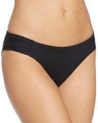 Becca - Color Code Tab American Cut Bikini Bottom - Lyst