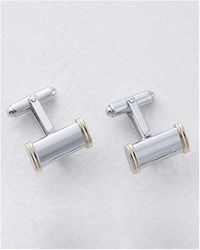 David Donahue - Dupe_ Cylinder Cufflink - Lyst