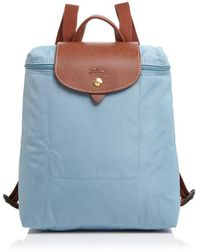 Longchamp - Le Pliage Nylon Backpack - Lyst