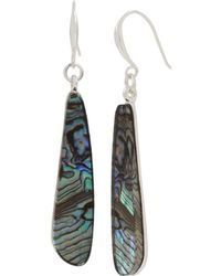 Robert Lee Morris - Stick Drop Earrings - Lyst