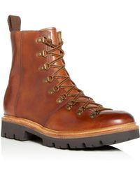 Grenson - Men's Brady Leather Boots - Lyst
