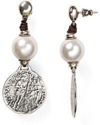 Uno De 50 | Alexandria Earrings | Lyst