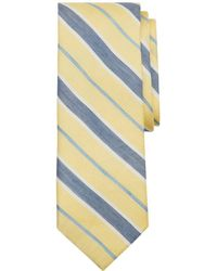 Brooks Brothers - Striped Classic Tie - Lyst
