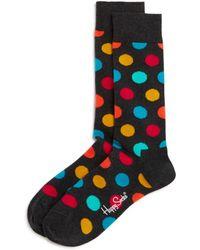 Happy Socks | Big Dot Socks | Lyst