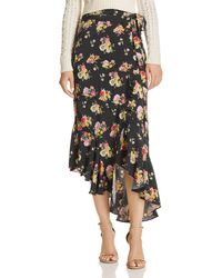 Preen Line - Floral Wrap Skirt - Lyst