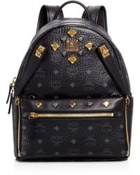 MCM - Small Dual Stark Backpack - Lyst