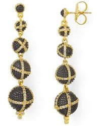 Freida Rothman - Bon Bon Earrings - Lyst