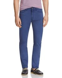 Vineyard Vines - Regular Fit Stretch Twill Trousers - Lyst