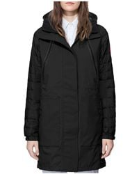 Canada Goose | Sabine Lightweight Soft Shell Coat | Lyst