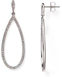 Nadri - Teardrop Earrings - Lyst