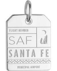 Jet Set Candy - Saf Santa Fe New Mexico Luggage Tag Charm - Lyst