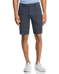 John Varvatos - Regular Fit Shorts - Lyst