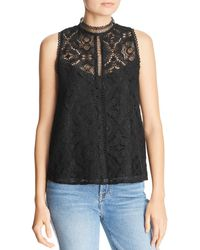 BB Dakota - Meet In The Meadows Lace Top - Lyst