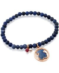 Tous - Ruby & Cultured Freshwater Pearl Charms - Lyst