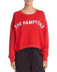 Joie - Caleigh B Hamptons Sweatshirt - Lyst