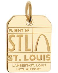 Jet Set Candy - Missouri Stl Luggage Tag Charm - Lyst