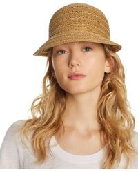 August Hat Company - Summer Glow Framer Hat - Lyst