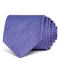 Brooks Brothers - Square Neat Classic Tie - Lyst