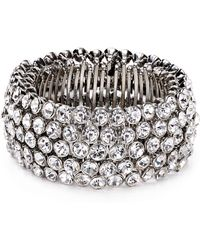 Carolee - Stretch Bracelet - Lyst
