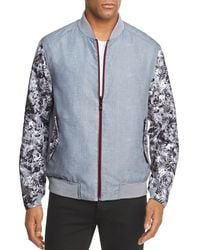 Robert Graham - Nimble Reversible Bomber Jacket - Lyst