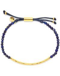 Gorjana | Power Lapis Bracelet | Lyst