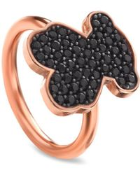 Tous - Spinel Bear Ring - Lyst