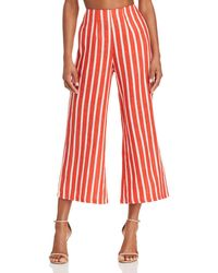 Faithfull The Brand - Tomas Striped Culottes - Lyst