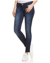 DL1961 - Cameron Low Rise Skinny Jeans In Eden - Lyst