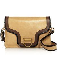 Marc Jacobs | Uptown Envelope Medium Leather Shoulder Bag | Lyst