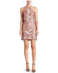Dress the Population - Rachel Sequin Dress - Lyst