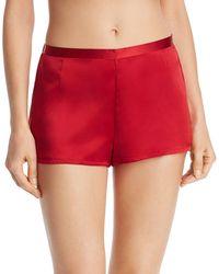 La Perla - Silk Pj Shorts - Lyst