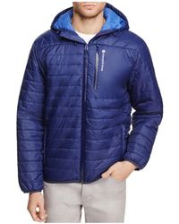 Vineyard Vines - Mountain Weekend Hooded Puffer Jacket - Lyst