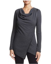 Marc New York   Andrew Marc Performance Asymmetric Thermal Top   Lyst