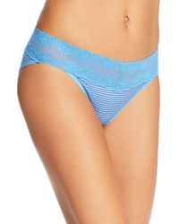 Natori - Bliss Perfection V-kini - Lyst