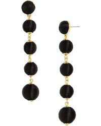 BaubleBar | Evelyn Ball Drop Earrings | Lyst