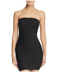 Commando - Two-faced Tech Strapless Shaping Slip - Lyst