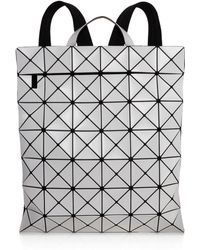 Bao Bao Issey Miyake - Large Flat Pack Backpack - Lyst 63892069899da