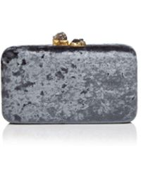 KAYU Margaux Velvet Clutch Buy Cheap With Paypal NdF49dl