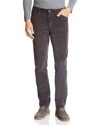 Michael Kors - Parker Slim Fit Corduroy Pants - Lyst