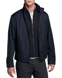 Michael Kors - 3-in-1 Track Jacket - Lyst