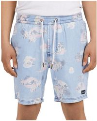 Barney Cools - Poolside Floral Shorts - Lyst