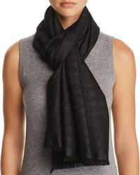Tory Burch - Traveler Oblong Scarf - Lyst