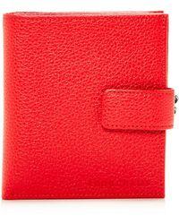 Longchamp - Le Foulonne French Wallet - Lyst