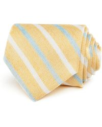Brooks Brothers - Stripe Classic Tie - Lyst