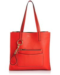 Marc Jacobs - The Bold Grind Leather Tote - Lyst
