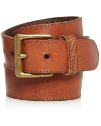 Frye - Bowery Leather Belt - Lyst