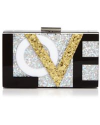 Sondra Roberts - Love Box Clutch - Lyst