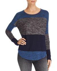 Rag & Bone - Hudson Striped Long Sleeve Sweater - Lyst