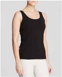NIC+ZOE - Nic+zoe Stretch Cotton Tank - Lyst