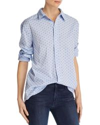 DL1961 - Metropolitan Ave Embroidered Shirt - Lyst